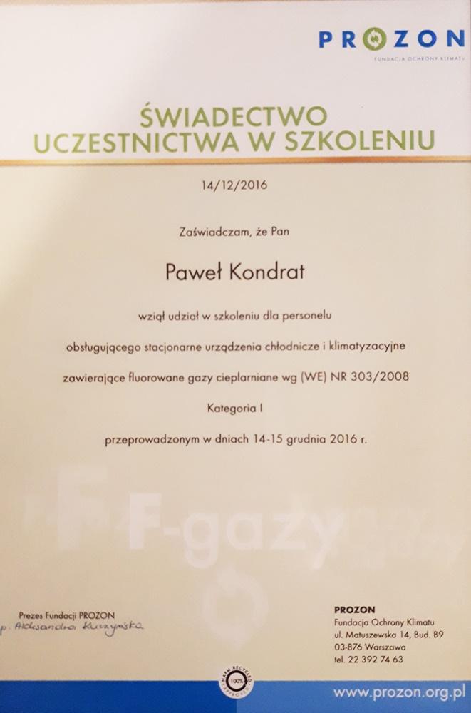 Certyfikat-Prozon